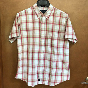 Abercrombie & Fitch Muscle Mens Plaid Shirt